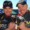 Waylon Woolcock and Neil MacDonald