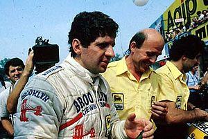 Jody Scheckter won the driver's championship, ...