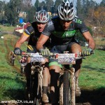 George and Evans Ahead at sani2c