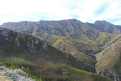 Outeniqua Mountains Western Cape