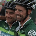 Evans, George make winning debut at joBerg2c