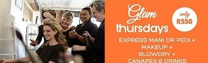 Glam Thursdays At Cape Town Beauty Bar
