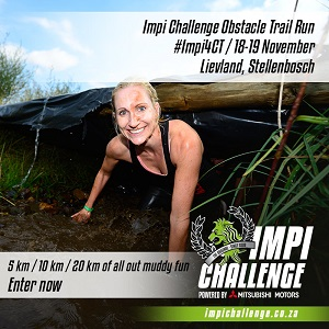 Impi Challenge Obstacle Trail Run #4 CT