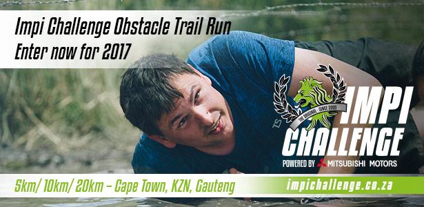 Impi Challenge Obstacle Trail Tun #2 KZN