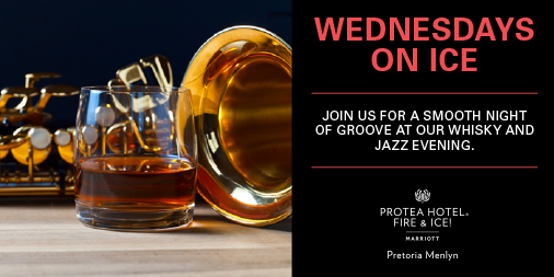 Wednesdays on Ice @ Protea Hotel Fire & Ice Menlyn