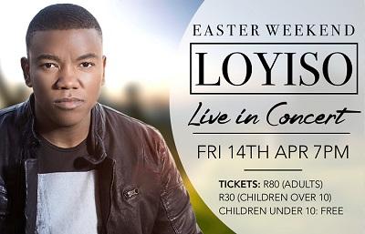Loyiso Bala live in Concert