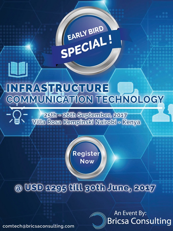 Infrastructure Communication Technology