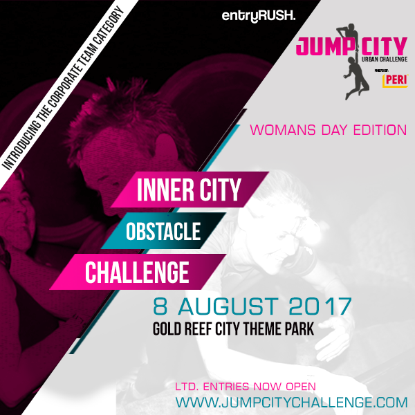 Jump City Challenge powered by Peri and Entryrush – JHB