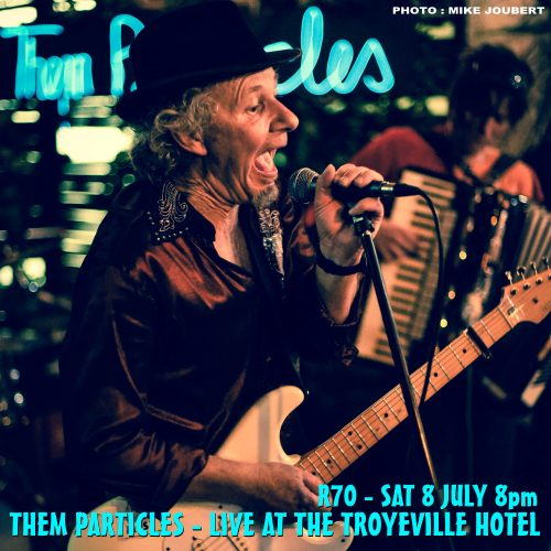 Them Particles Live at The Troyeville Hotel