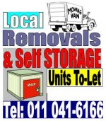 Self STORAGE Land