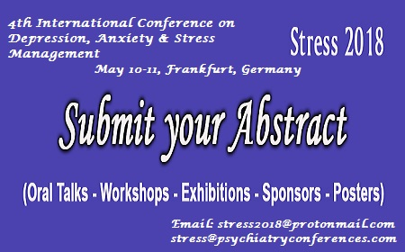 4th International Conference on Depression, Anxiety and Stress Management