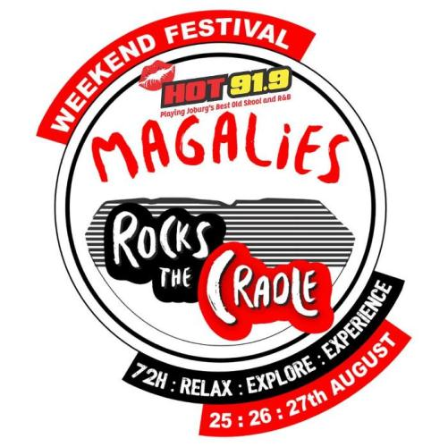 Magalies Rocks the Cradle Festival