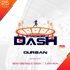 Stadium Dash Durban powered by Peri