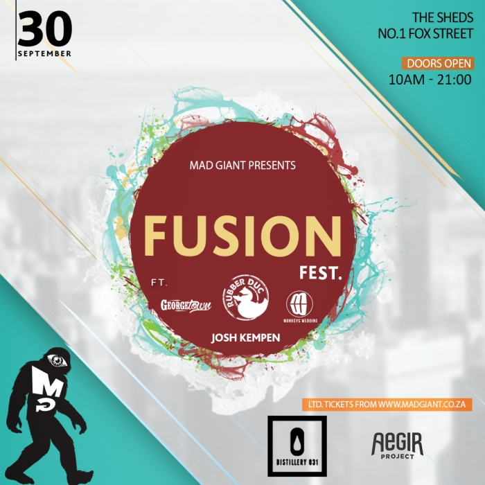Fusion Fest presented by Mad Giant