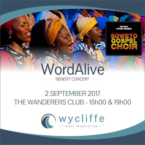 Word Alive Soweto Gospel Choir Concert