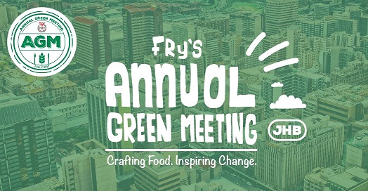 Fry's Annual Green Meeting: Inspiring Change