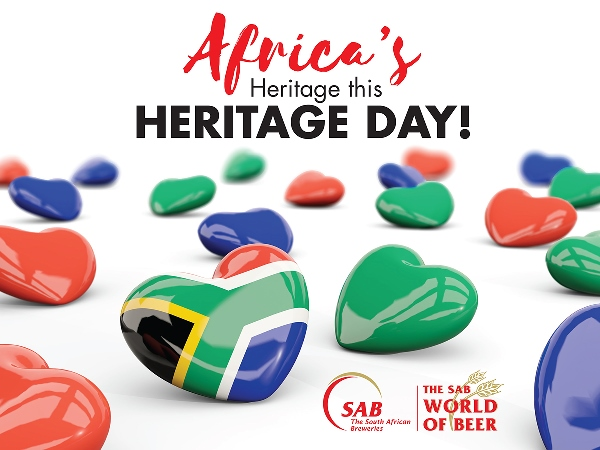 SAB World of Beer is celebrating Africa's rich heritage this Heritage Day