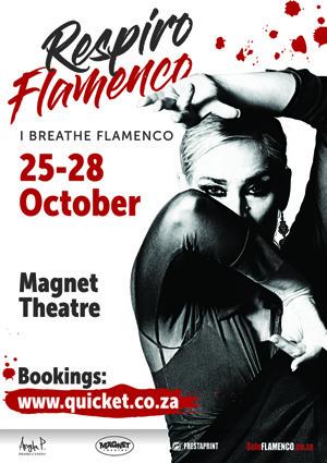 Respiro Flamenco (I breathe Flamenco)