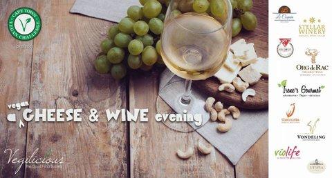 Vegan Cheese & Wine Evening