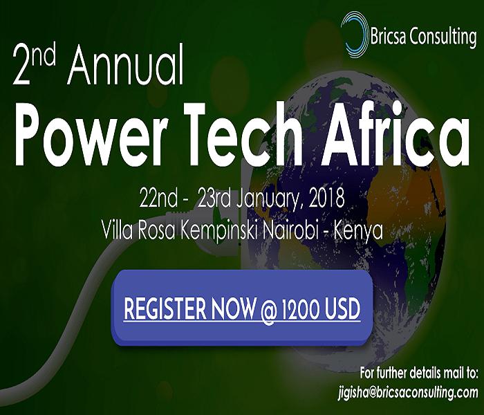 2nd Annual Power Tech Africa