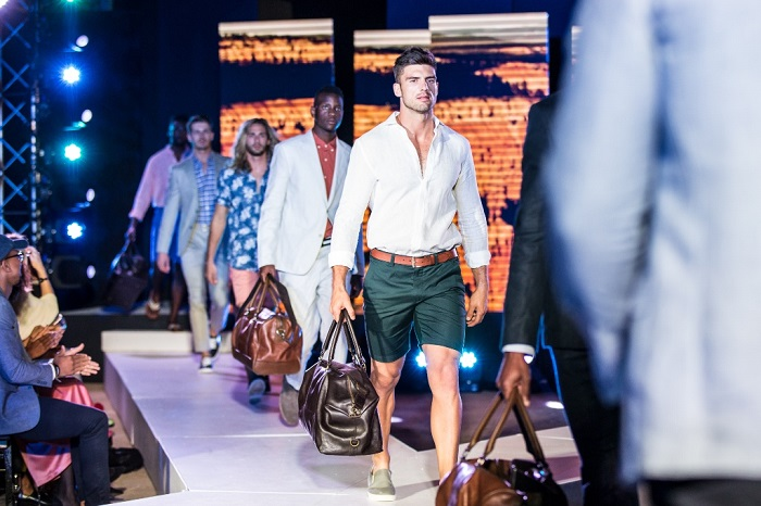 Stay Stylish This Summer with these Runway looks from the Men's Health Menswear Collection 2017