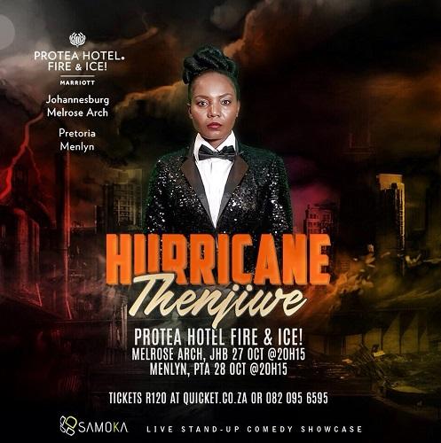 Hurricane Thenjiwe