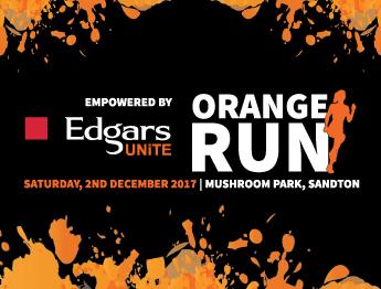 Orange Run - Empowered by Edgars Unite