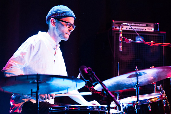 More Fufu! - Top Swiss Drummer Dominic Egli returns for SA Tour with Plurism and Feya Faku