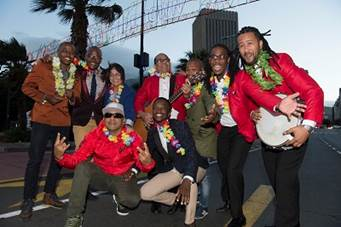 City of Cape Town Festive Lights Switch-On