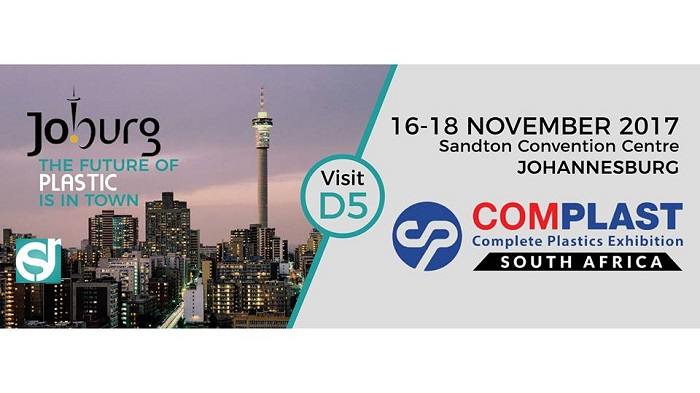 Plastic Injection Moulding Machine Exhibition in Johannesburg