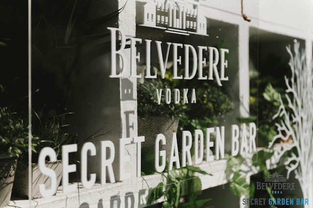Belvedere Secret Garden Bar