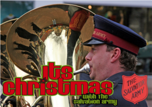 V&A Waterfront: The Salvation Army Band (Take the Stage performance)