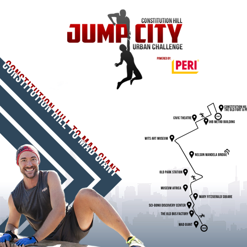 Jump City Challenge powered by Peri