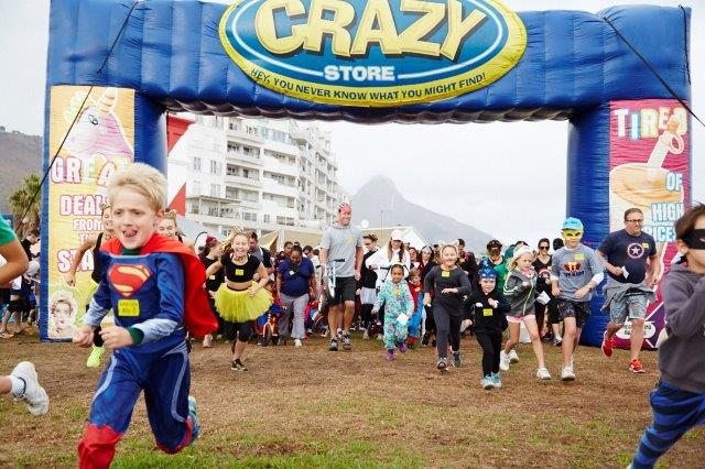 The Crazy Store Super Hero Charity Dash