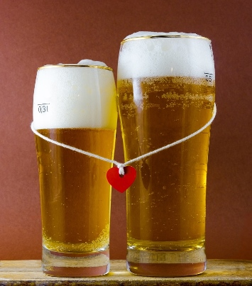 WILL YOU 'BEER' MY VALENTINE?