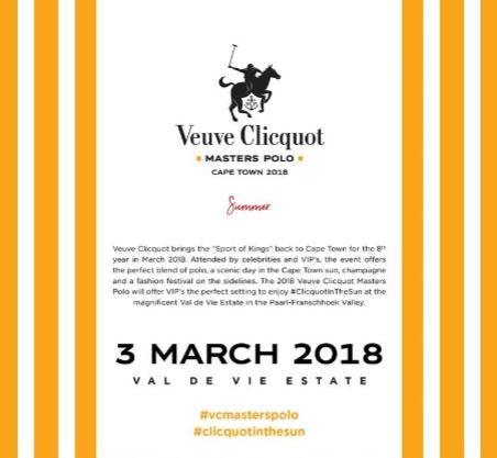 Veuve Clicquot Masters Polo 2018