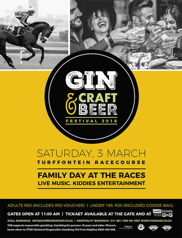 Gin and Craft Beer Festival