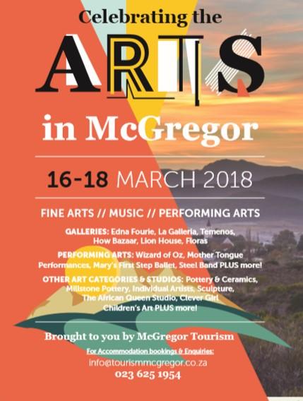 Celebrating the Arts in McGregor