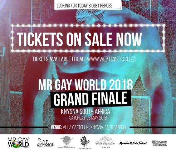 Mr. Gay World Grand Finale