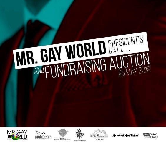 Mr. Gay World President's Ball & Fundraising Auction