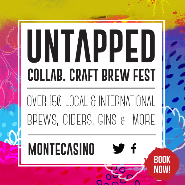 Untapped Collab Craft Brew Fest.