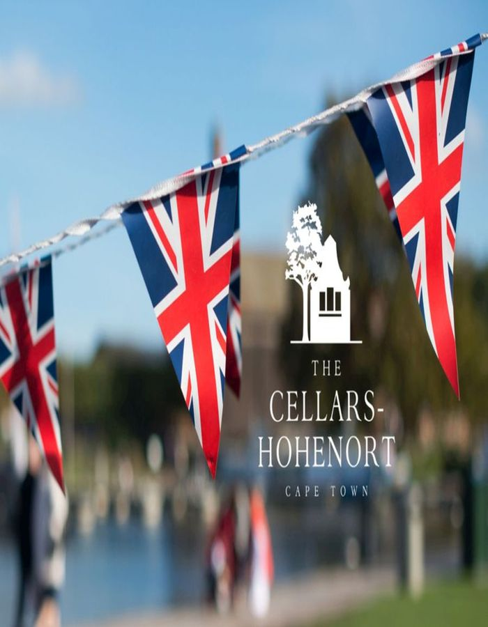 CELEBRATE THE ROYAL WEDDING WITH A CLASSIC HIGH TEA AT THE CELLARS-HOHENORT
