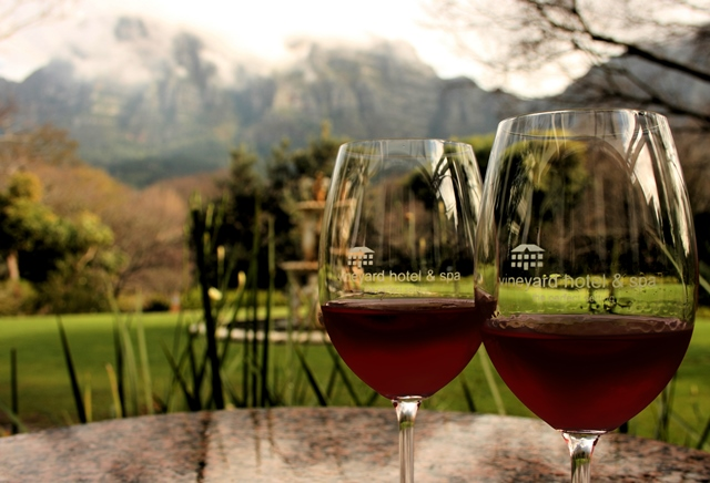Complimentary Monday Wine-Tasting at The Vineyard