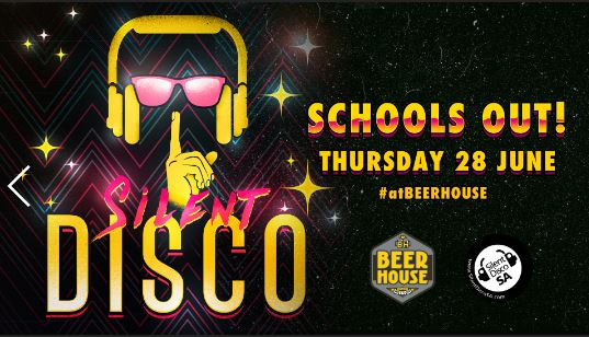 Beerhouse on Long: Silent Disco: Schools Out!