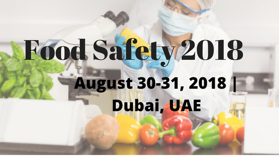 International Conference on Food Safety and Health 2018