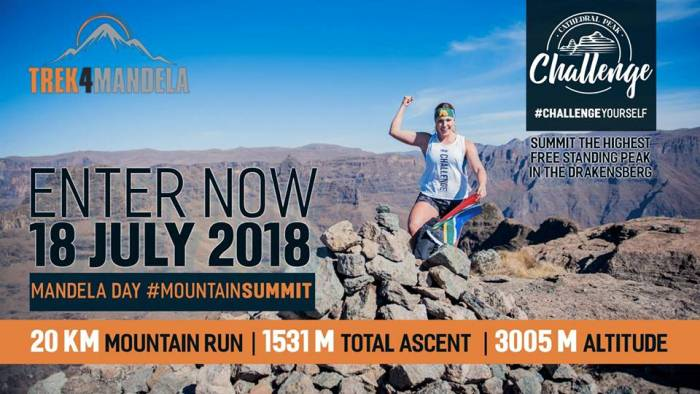 Cathedral Peak Challenge