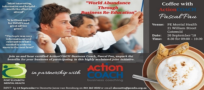 ActionCOACH Business Coaching Coffee Connect