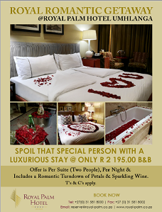 Join Royal Palm Hotel for Date Night!