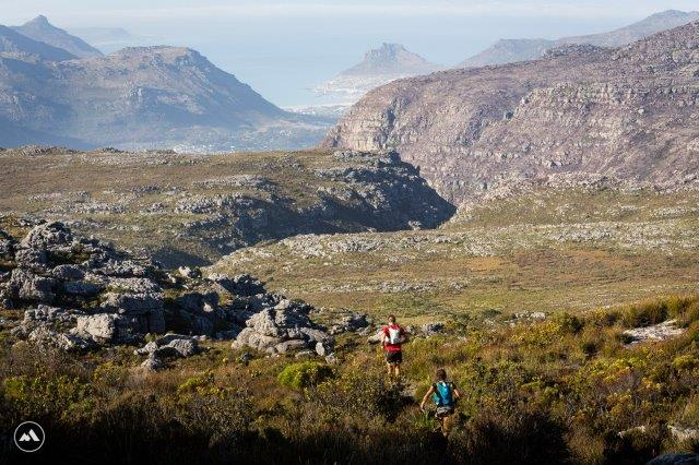 Ultra-trail Cape Town presented by Salomon