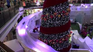 Canal Walk's Ice Slide World in association with Hollard
